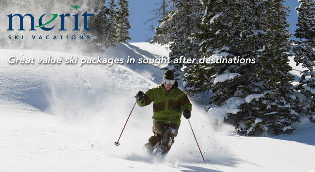 Merit Ski Vacations
