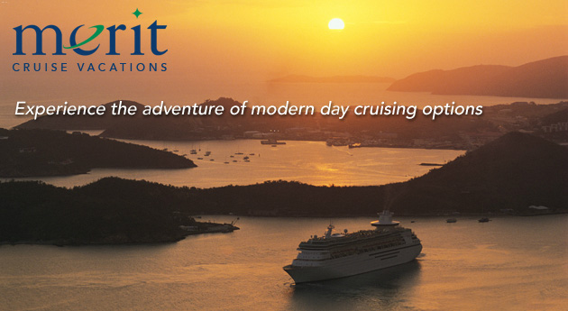 Merit Cruise Vacations