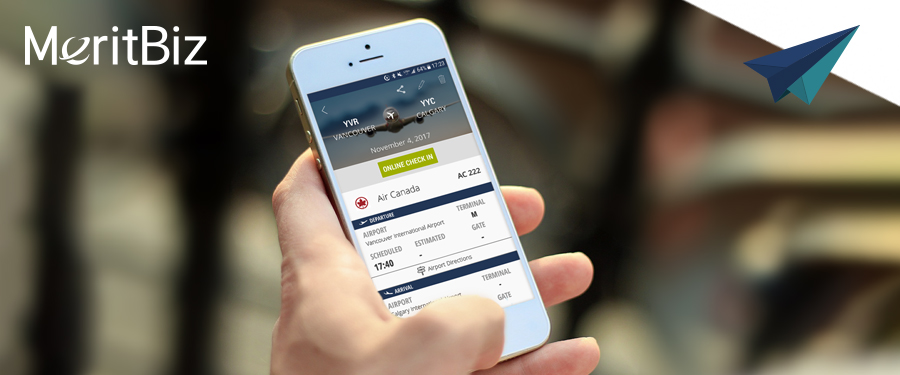 MeritBiz launches new travel app for business travellers